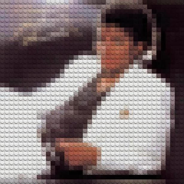 LEGO Album Covers