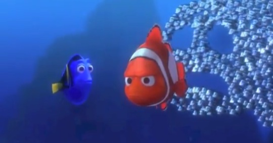 Finding Nemo censored