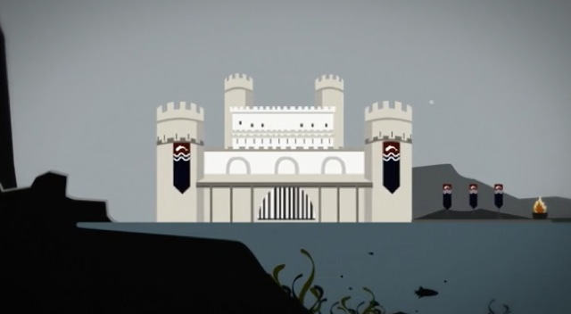 Game of Thrones animated