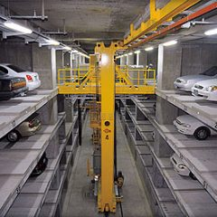 West Hollywood Getting an Automated Parking Garage