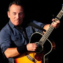 Bruce Springsteen Covered Lorde's Royals