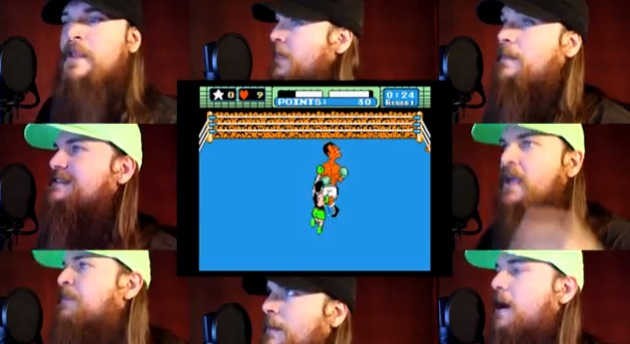 Smooth McGroove a capella Punch Out!!