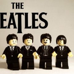 LEGO Versions of Your Favorite Bands