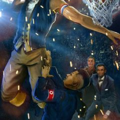 Here's George Washington Dunking on Kim Jong-un