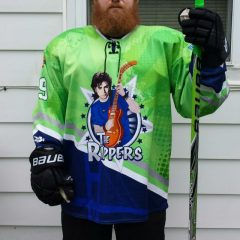 These Full House Hockey Jerseys are the Best