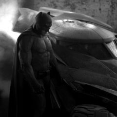 Here's Ben Affleck as Batman
