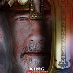 Here's Arnold Schwarzenegger as King Conan