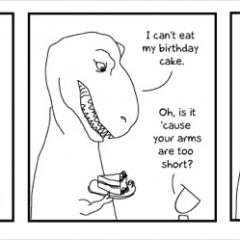 T. Rex is Insecure