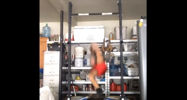 muscle up fail