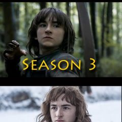 Bran Stark is Not Aging Well