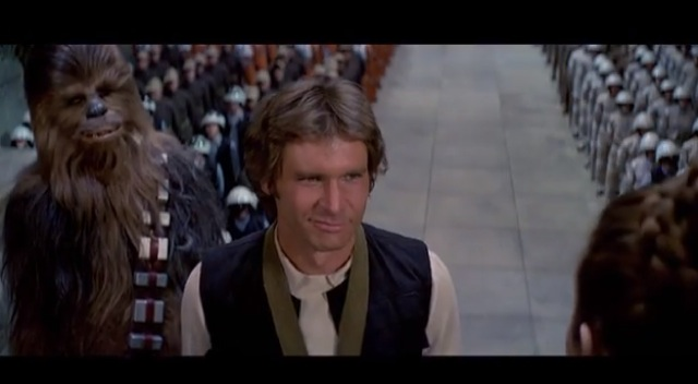 Star Wars without music