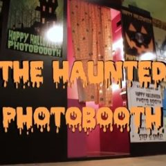 Haunted Photo Booth
