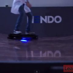 The Hoverboard is Now Real