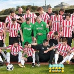 Well-Timed Team Photo