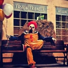 Stop Dressing Up as Creepy Clowns, People